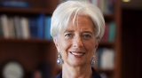 Christine Lagarde, şeful FMI
