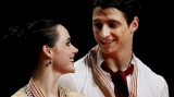 Tessa Virtue şi Scott Moir