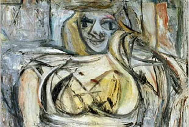 """Woman III"", Willem de Kooning, 1953"