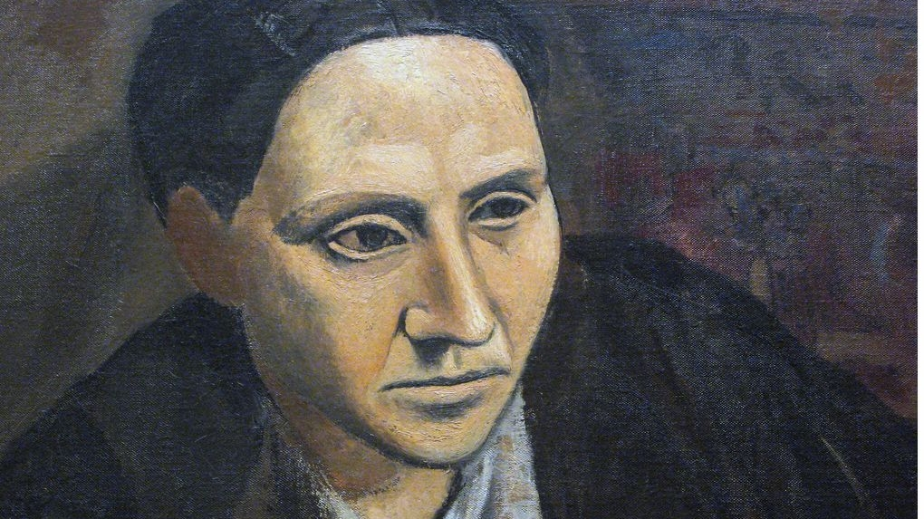 gertrude stein essay picasso Gertrude stein and cubist poetry in the essay  it was not until picasso began his portrait of gertrude stein that their relationship began to flourish.