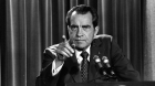 Preşedintele Richard Nixon / Sursa: The Washington Post