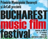 Bucharest Music Film Festival 2012