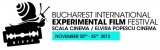 Bucharest International Experimental Film Festival 2012