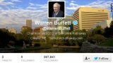 Warren Buffett pe Twitter