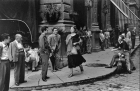 American Girl in Italy. Ruth Orkin Photo Archive