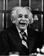 Albert Einstein. Ruth Orkin Photo Archive