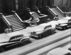 Iarna la New York. Ruth Orkin Photo Archive