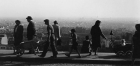 Top of Notre Dame. Ruth Orkin Photo Archive