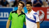 Andy Murray şi Novak Djokovic