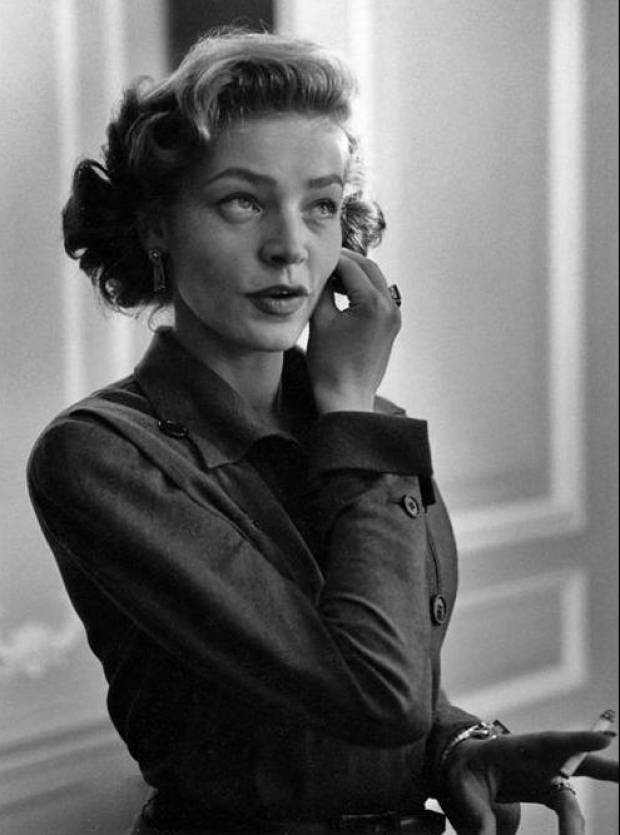 Lauren Bacall. Ruth Orkin Photo Archive