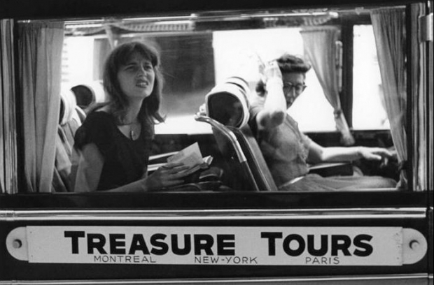 Treasure Tours. Ruth Orkin Photo Archive