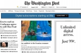 Washington Post îşi schimbă proprietarul