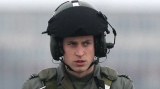 Prinţul William, pilot al RAF