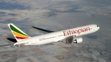 Avion Ethiopian Airlines. Arhivă