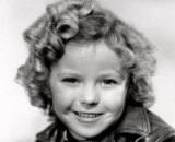Shirley Temple, când era copil