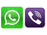 WhatsApp vs. Viber