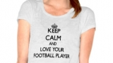 Keep calm and watch football