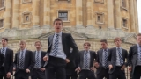 Out of the Blue, trupa a cappella