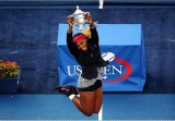 Serena Williams, triumfătoare la US Open