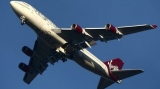 Avion Virgin Atlantic