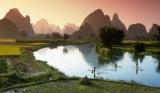 Guilin and Lijiang River National Park, China