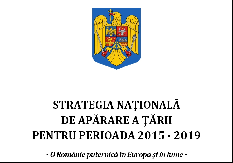 Image result for strategia nationala de aparare