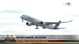 Un nou model de avion: Airbus A350