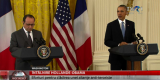 Francois Hollande și Barack Obama