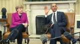 Angela Merkel şi Barack Obama