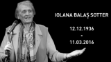 Iolanda Balaș, decorată post mortem