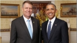 Klaus Iohannis şi Barack Obama, la Washington