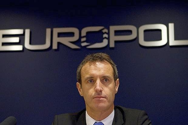 Rob Wainwright, şeful Europol