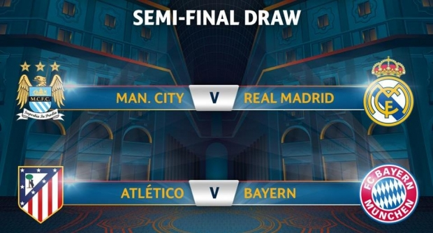 Semifinale UCL