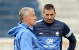 Deschamps si Benzema