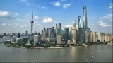 Zgârie nori din Pudong Shanghai