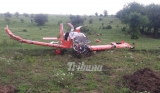 Incident aviatic la Cisnădie