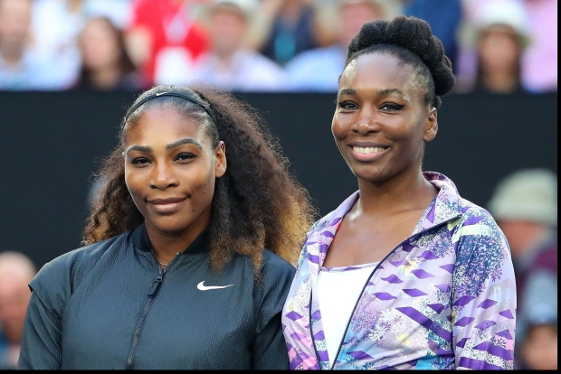 Serena şi Venus Williams