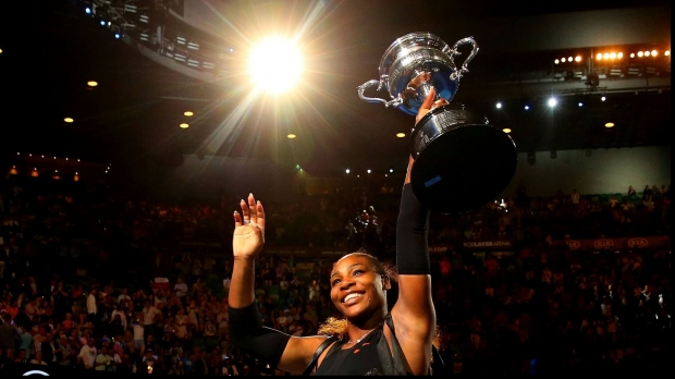 Serena Williams câştigă Australian Open 2017