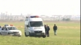 Accident pe Aerodromul Clinceni