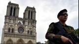 Incident la Catedrala Notre Dame din Paris