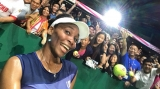 Venus Williams, victorie la Singapore
