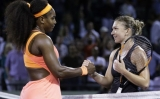 Serena Williams și Simona Halep