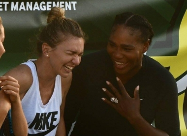 Simona Halep și Serena Williams la Miami