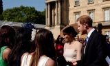 Harry și Meghan, duce și ducesă de Sussex, la primul eveniment public