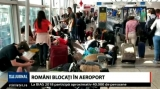 Copii blocați pe aeroport