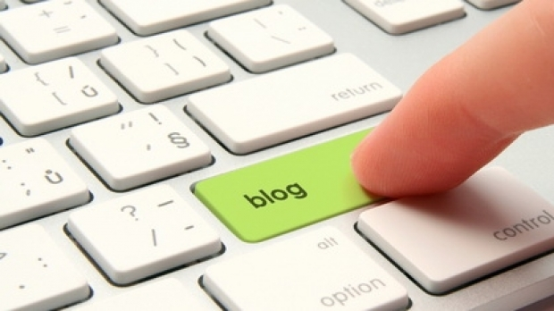 Blog, internet, online