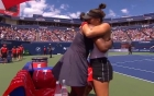 Serena Williams și Bianca Andreescu