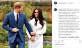 Anunțul pe Instagram al ducilor de Sussex