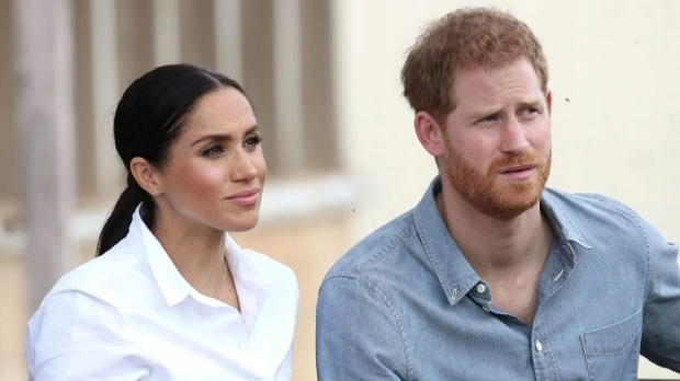 Ducii de Sussex, Meghan și Harry