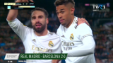 Real Madrid-Barcelona 2-0